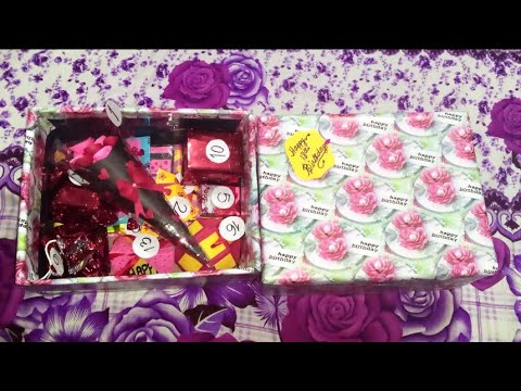 18th Birthday 18 Gifts|handmade gifts|easy 18 birthday gifts ideas|18 gifts for sister on 18th b.day